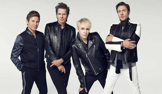 Duran Duran, agrupación británica fundada en 1978