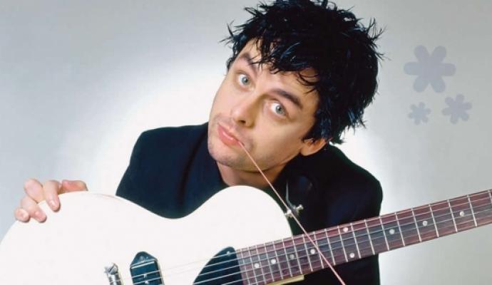 Billie Joe Armstrong, vocalista de Green Day
