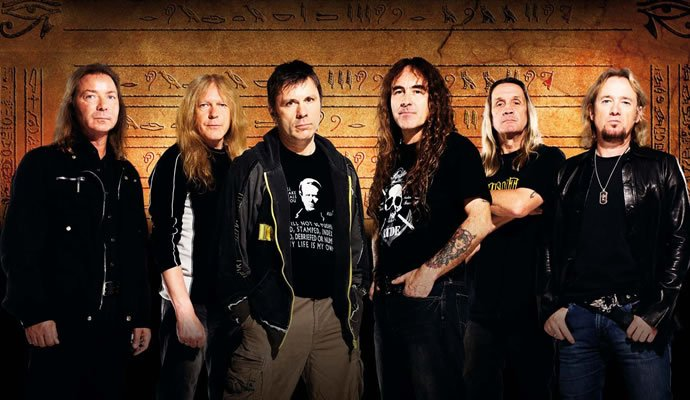 Iron Maiden publicará su álbum número 16