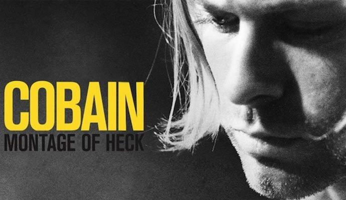 """Cobain: Montage Of Heck"", es un documental sobre la vida de Kurt Cobain"