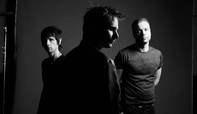 Muse estará en Bogotá en el mes de octubre