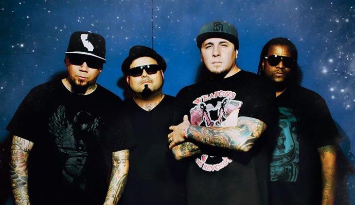 P.O.D se presentará en Rock al Parque 2015