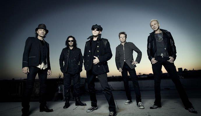 Scorpions presentara su nuevo album el 20 de Febrero