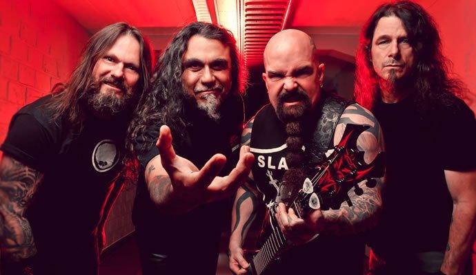 Alineación actual de Slayer
