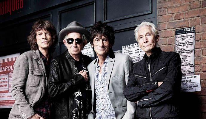 A partir de abril 2016 The Rolling Stones tendrá su propia exposición en galerias del mundo