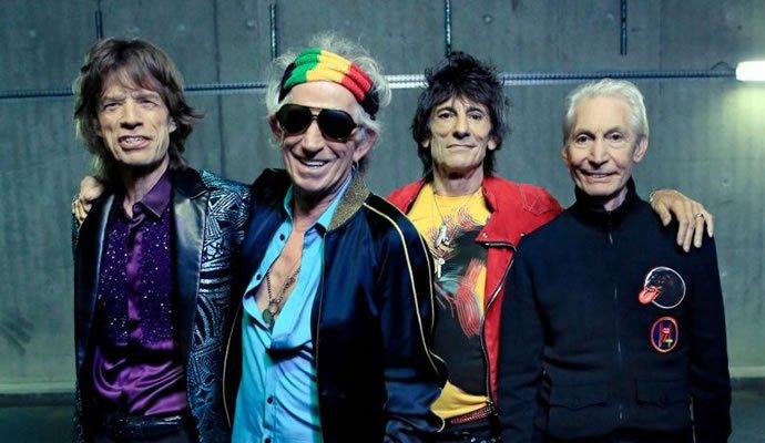 The Rolling Stones se presentarán el 10 de marzo de 2016 en Bogotá