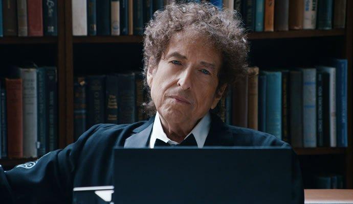 Bob Dylan fue galardonado con el Premio Nobel de Literatura 2016