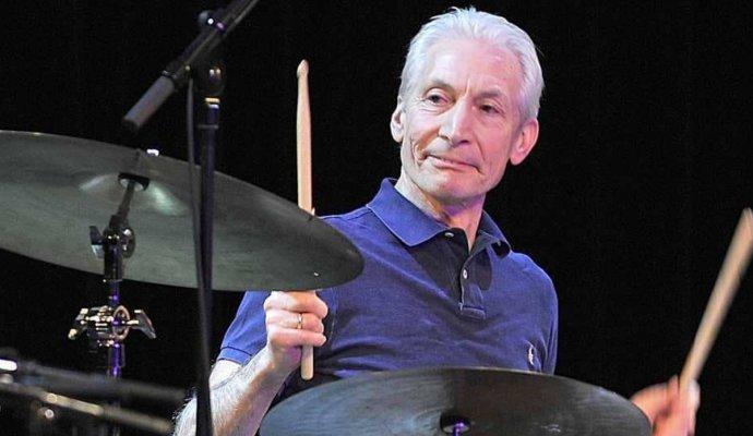 Charlie Watts, baterista de The Rolling Stones murió a los 80 años