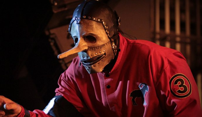 Chris Fehn ex percusionista de Slipknot
