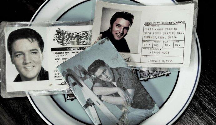 Elvis Presley, idolo del rock and roll