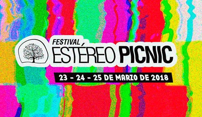 Se dan a conocer los horarios del Festival Estéreo Picnic 2018