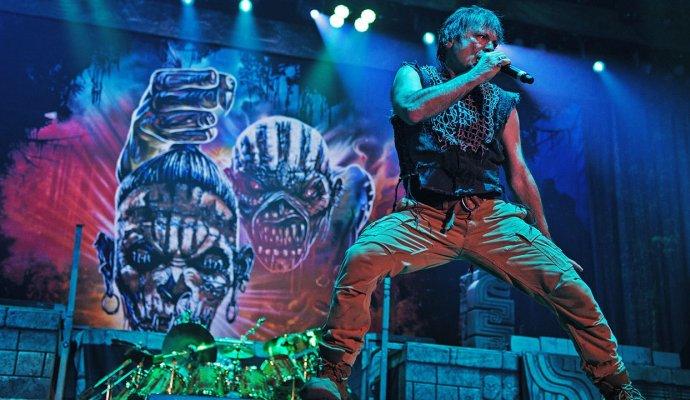 Iron Maiden regresa a Latinoamérica en 2019