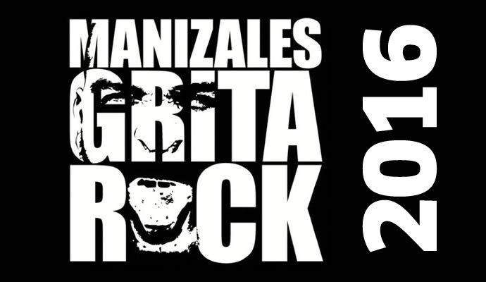 Manizales Grita Rock 2016 se realizará el 15 y 16 de octubre
