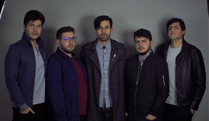 Martino Park presenta su primer disco