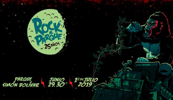 Bandas ganadoras de la convocatoria de Rock al Parque 2019