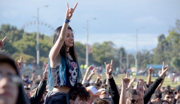 Rock al Parque define sus fechas para 2019