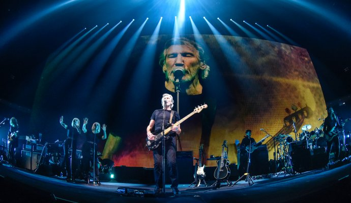 Roger Waters estará en Colombia a finales de 2018