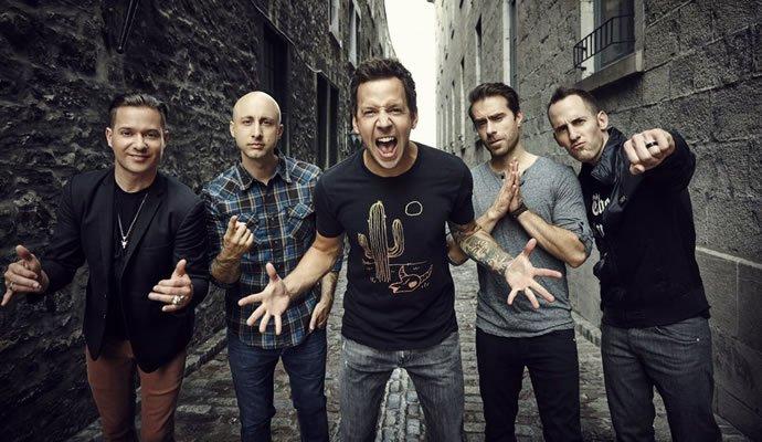 Simple Plan presenta su quinto trabajo discográfico