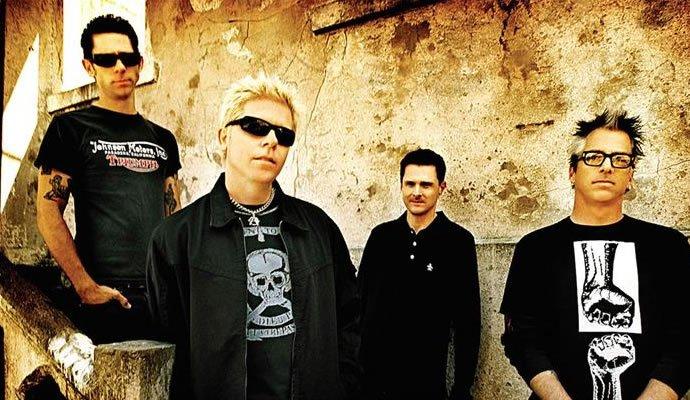 The Offspring vuelve a Bogotá en septiembre