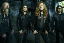 Esta es la alineación de Megadeth en 2016