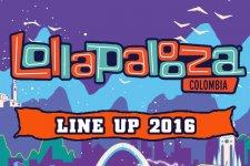 Lollapalooza Colombia da a conocer las bandas que estarán en su primera edición