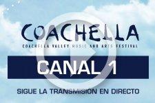 Transmisión Coachella 2016 - Canal 1