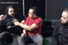 Entrevista a Tenebrarum en Rock al Parque 2019
