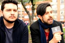 Martino Park, banda bogotana de indie rock