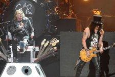 Guns N' Roses en Coachella 2016 - Foto: Fuse Tv
