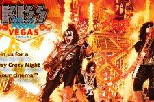 Kiss presentará su pelicula - concierto el 25 de mayo en cinemas de todo el mundo