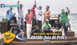Ilabash se presentará en Rock al Parque 2015
