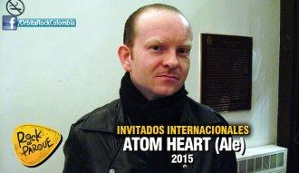 El productor de música electrónica Atom TM se presentará en Rock al Parque 2015
