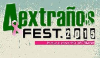 4 Extraños Fest, un festival por una buena causa
