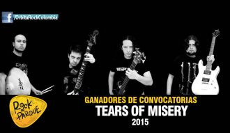 Tears of Misery se presentará en Rock al Parque 2015