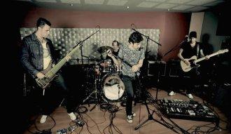 Afonica, banda de rock colombiano