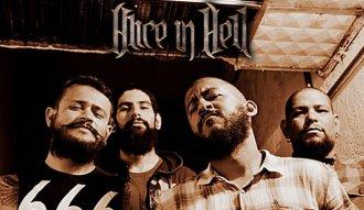 Alice In Hell, banda de groove metal de Venezuela