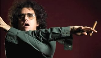 Andres Calamaro prepara el lanzamiento de su nuevo disco