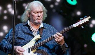 A los 67 años murió Chris Squire bajista de Yes