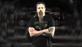 Chris Adler se une a Megadeth para su nuevo álbum