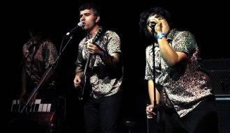 Los Peyotes de Argentina en el Festival Centro 2015