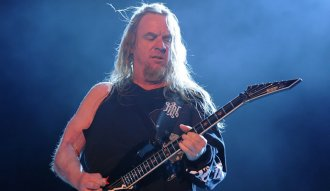 A los 49 años fallece Jeff Hanneman, guitarrista de Slayer