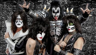 Kiss estará en Colombia en abril de 2015