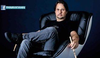 Dave Lombardo nació el 16 de febrero de 1965