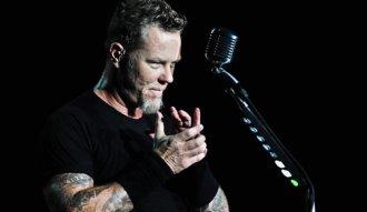 James Hetfield de Metallica celebra su cumpleaños el 3 de agosto