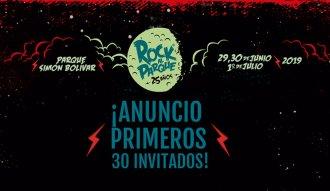 Rock al Parque anuncia sus primeros 30 invitados