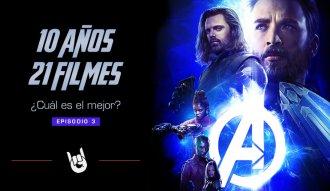 Avengers:¿Cuál es la mejor película del Universo Marvel?