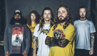 La banda de death metal Baest prepará el lanzamiento de su nuevo disco