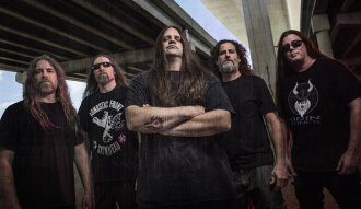Cannibal Corpse regresa a Colombia promocionando su álbum Red Before Black
