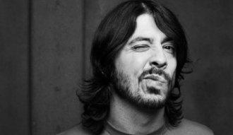 Dave Grohl ex integrante de Nirvana