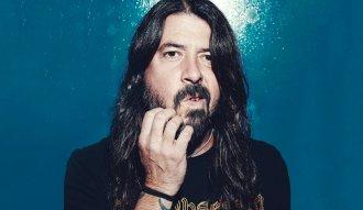 Dave Grohl de Foo Fighters celebra su cumpleaños el 14 de enero